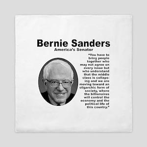 Sanders: Together Queen Duvet