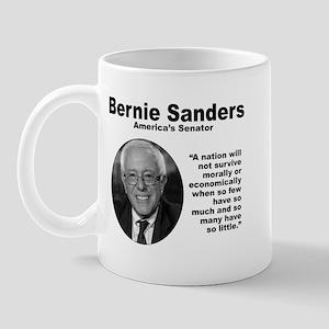 Sanders: Survive Mug
