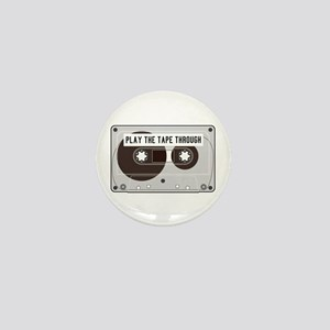 Play the Tape Mini Button