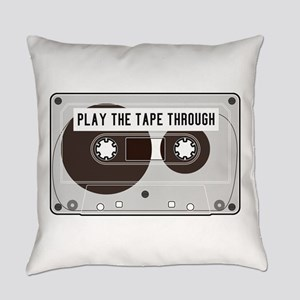 Play the Tape Everyday Pillow