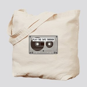 Play the Tape Tote Bag