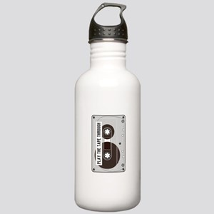 Play the Tape Stainless Water Bottle 1.0L