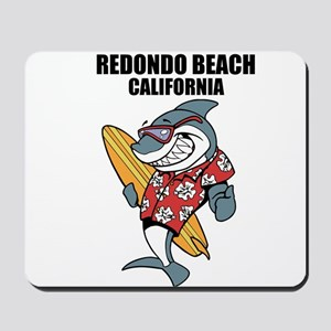 Redondo Beach, California Mousepad