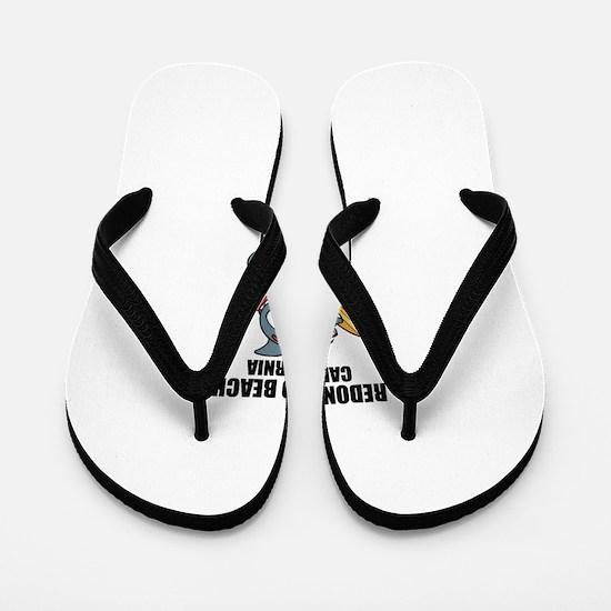 Redondo Beach, California Flip Flops