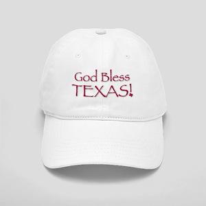 God Bless Texas! Cap