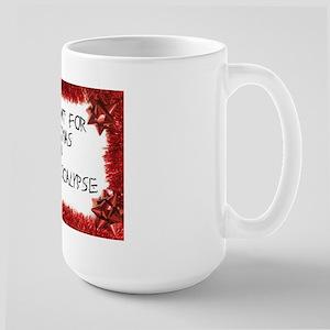christmas zpocalypse Mugs