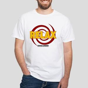 Relax White T-Shirt