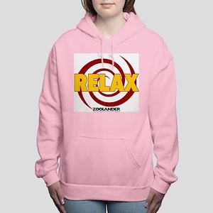 Relax Women's Hooded Sweatshirt