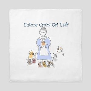 Futurecatlady Queen Duvet