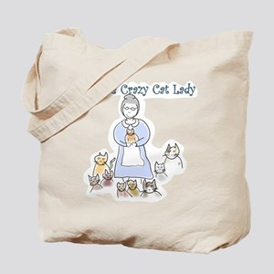 Futurecatlady Tote Bag