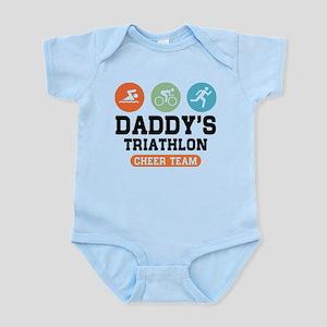 Daddy's Triathlon Cheer Team Body Suit