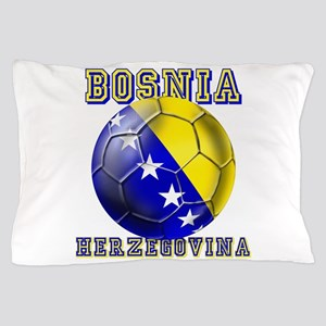 Bosnia Herzegovina Football Pillow Case