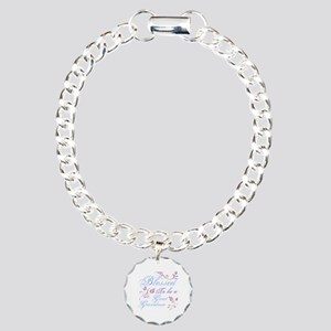 Blessed To Be A Great Gr Charm Bracelet, One Charm