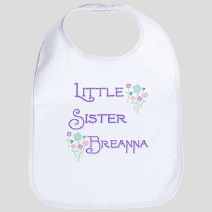 Little Sister Breanna Bib