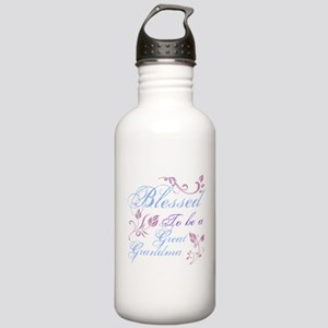 Blessed To Be A Great Stainless Water Bottle 1.0L