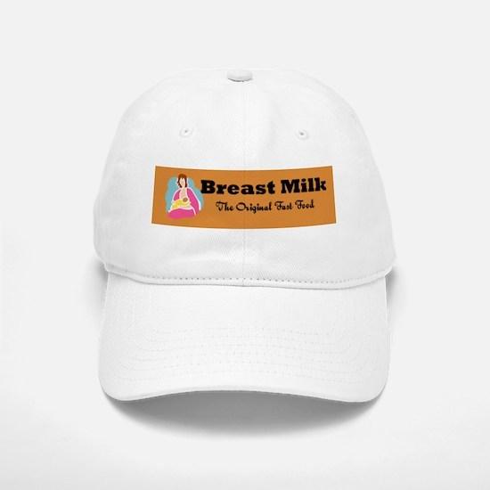 Breast Milk Baseball Baseball Cap