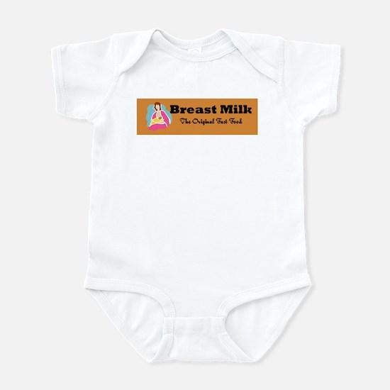 Breast Milk Infant Bodysuit