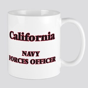 California Navy Forces Officer Mugs