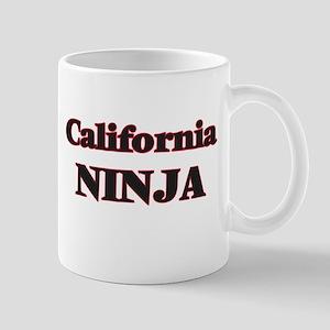 California Ninja Mugs