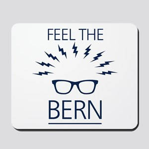 Feel the Bern Mousepad