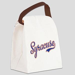 Syracuse -2 Canvas Lunch Bag
