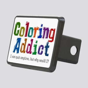 Coloring Addict Hitch Cover