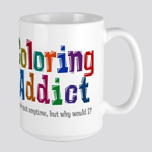 Coloring Addict Mugs