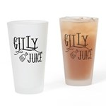 Gilly Juice Drinking Glass
