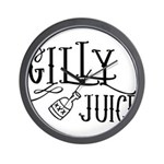 Gilly Juice Wall Clock