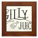 Gilly Juice Framed Tile