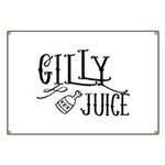Gilly Juice Banner