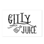 Gilly Juice Postcards (Package of 8)