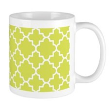 Quatrefoil Moroccan Mug