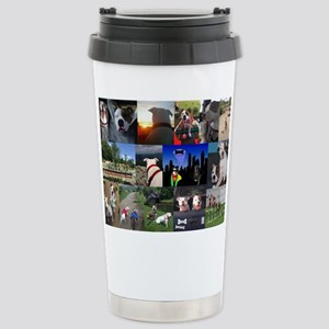 Adventures of mason & Bosley 2 Travel Mug