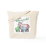 Magickal Life Imbolc Tote Bag