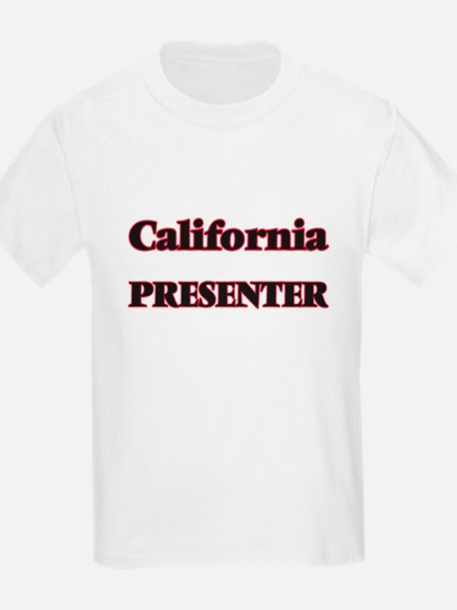 California Presenter T-Shirt