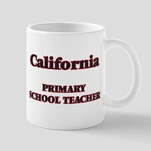 California Primary School Teacher Mugs