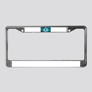 Digital Transforma License Plate Frame