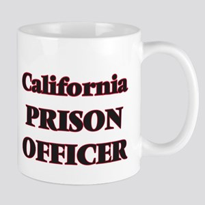 California Prison Officer Mugs