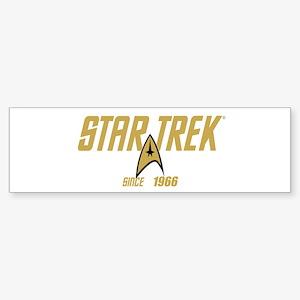 Trek66 Bumper Sticker