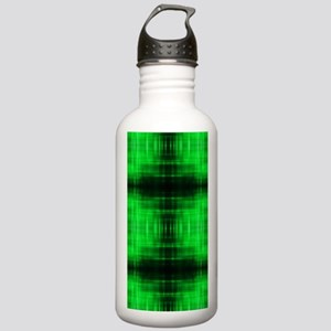 tribal neon green bati Stainless Water Bottle 1.0L