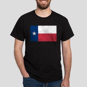 Texas Flag Dark T-Shirt