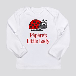 Pepere's Little Lady Long Sleeve T-Shirt