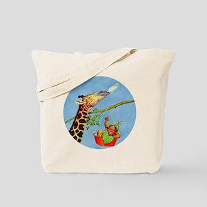 BABY MONKEY WANTS BOTTLE Tote Bag