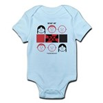 Baby Figures Infant Bodysuit