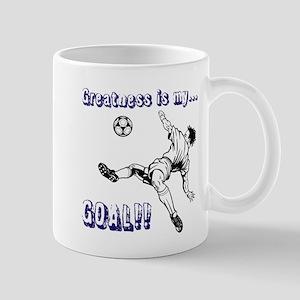 Greatness... GOAL! Mugs