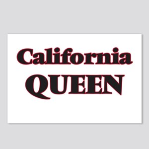 California Queen Postcards (Package of 8)