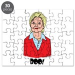 Scary Hillary Puzzle