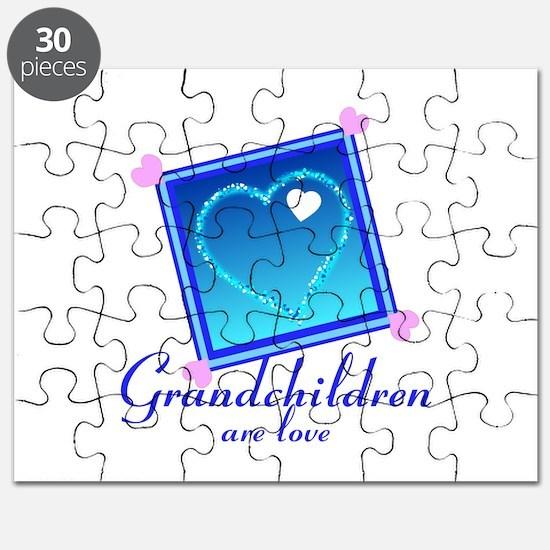 Customize Grandchildren Puzzle