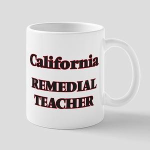 California Remedial Teacher Mugs